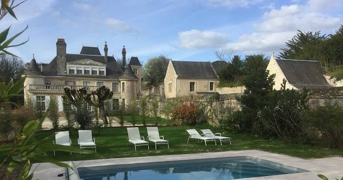 holiday reservations in Azay-le-Rideau
