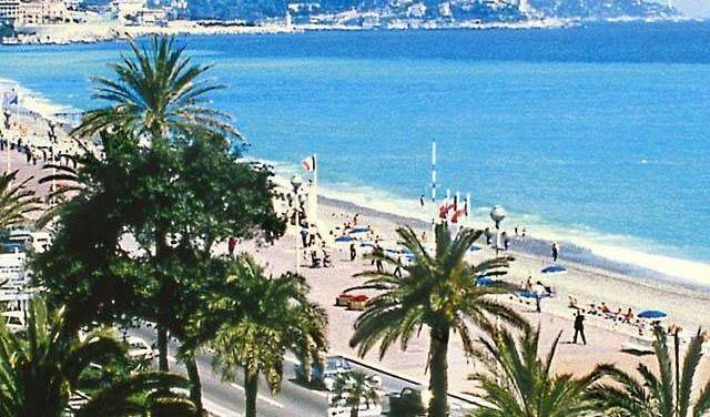 experience living like a local, when staying at a hotel in Nice, France