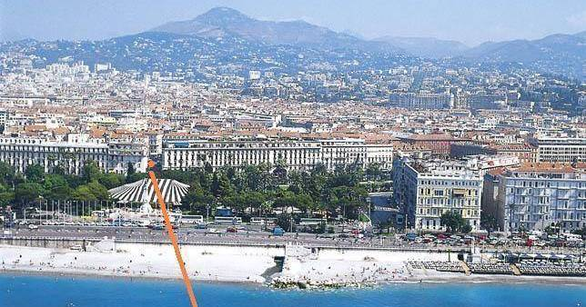 cheap hotels in Nice